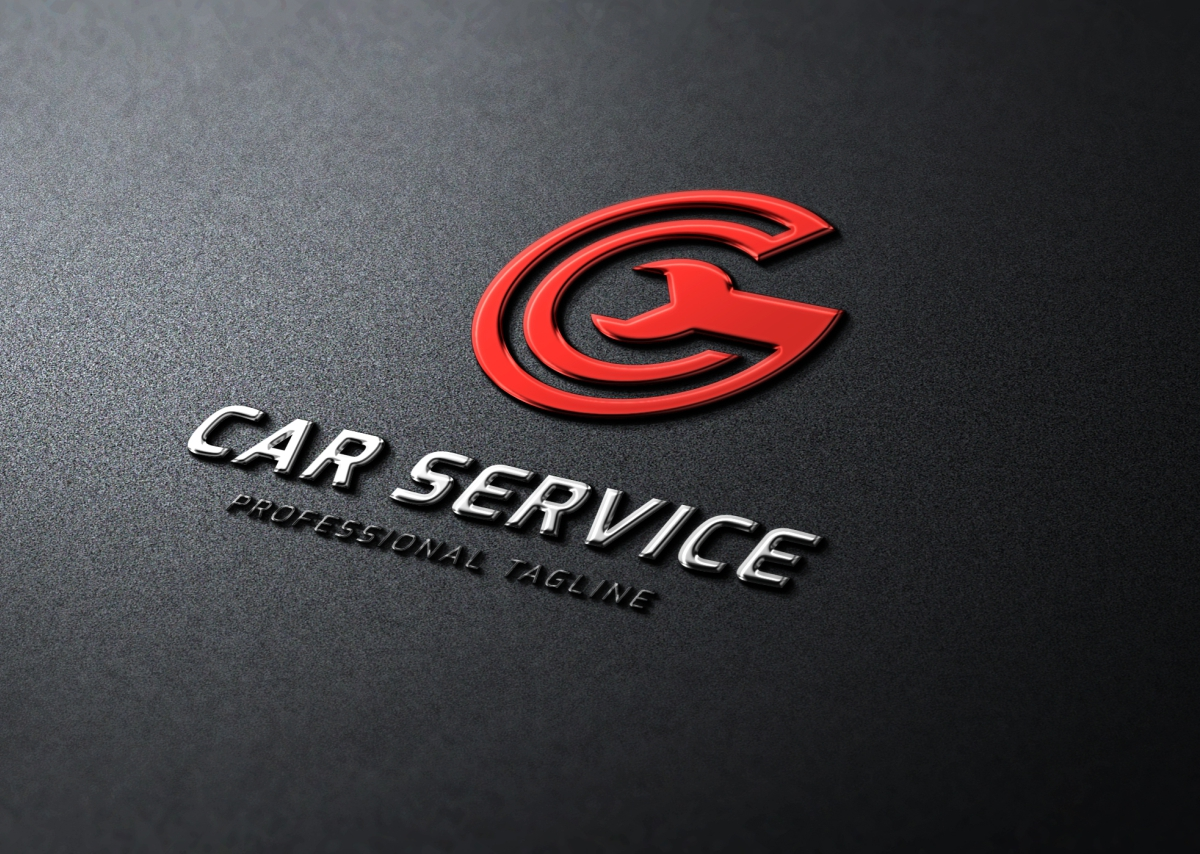 CAR SERVICE Logo example image 4