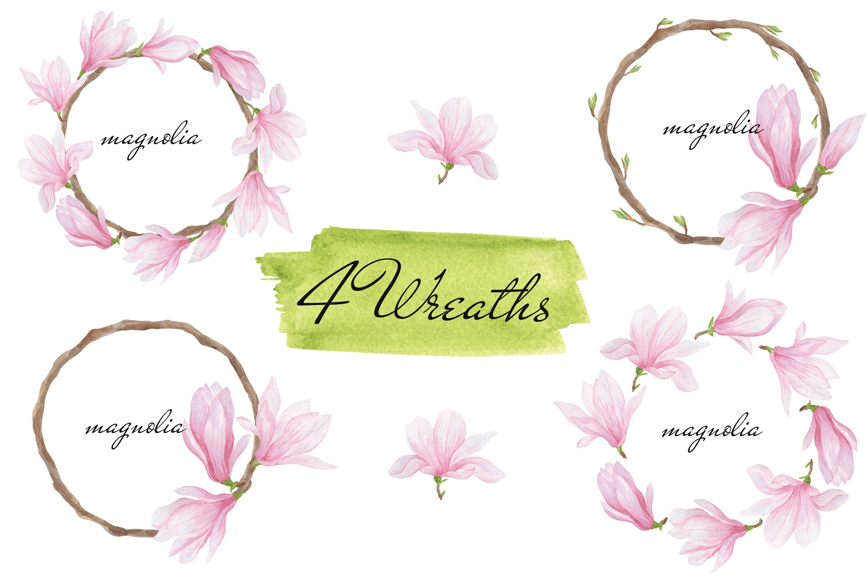 Magnolia set example image 3