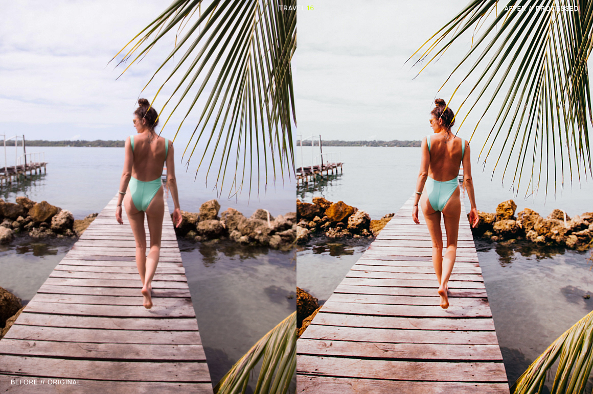 25 Travel Presets for Lightroom example image 18
