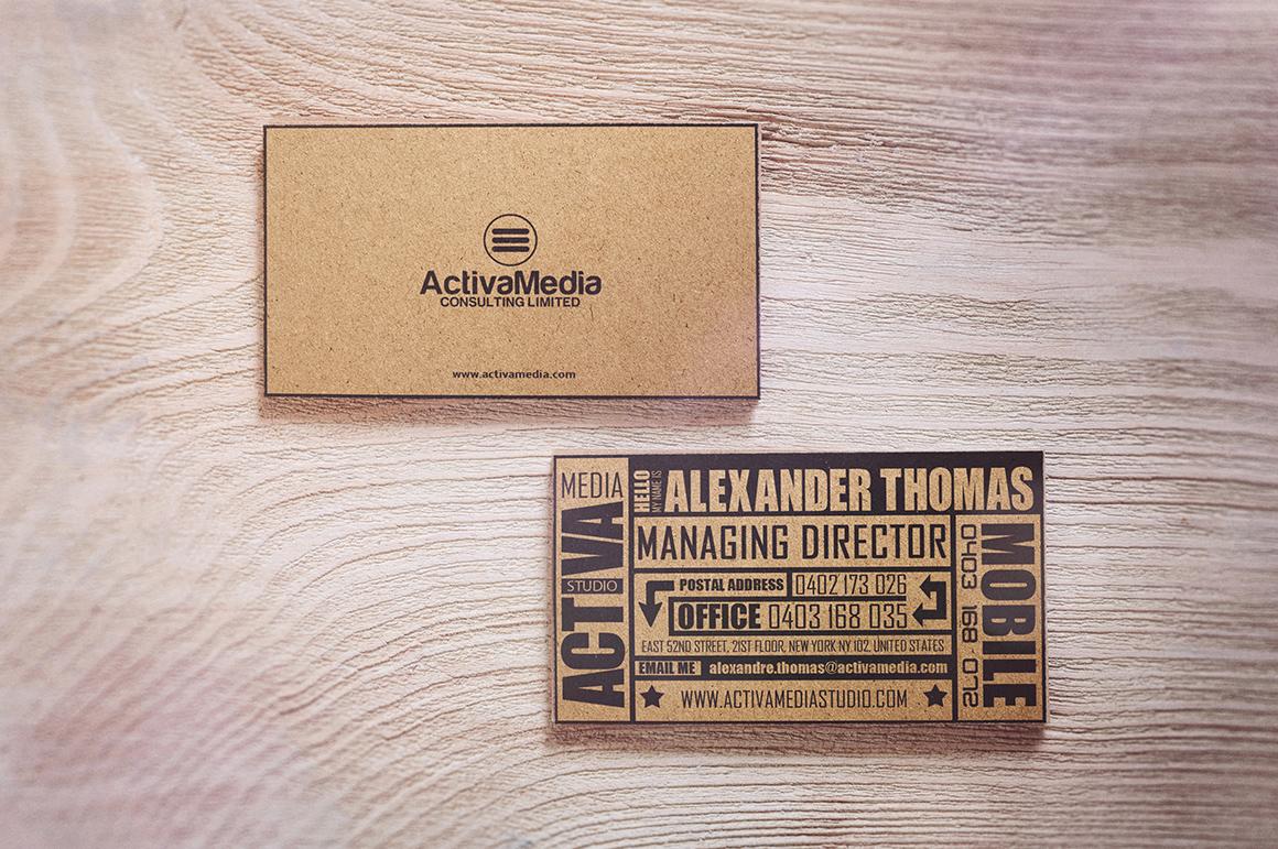 25 Business Cards Bundle - Vol 01 example image 2