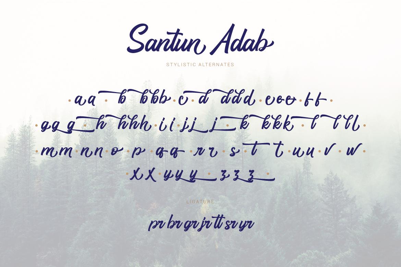 Santun Adab example image 7