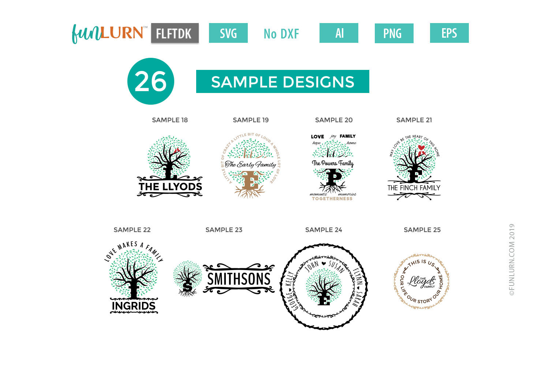 The Family Tree Design Kit example image 13