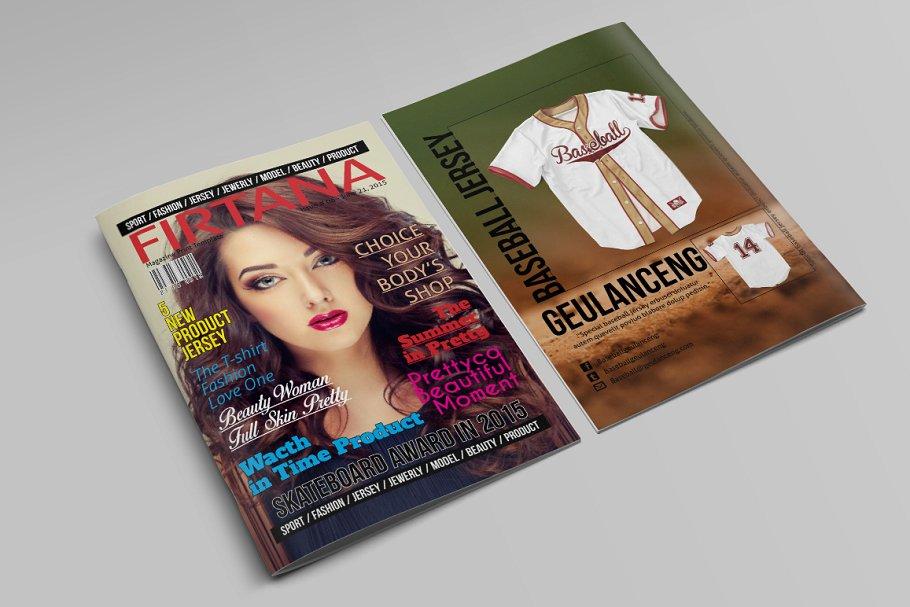 Firtana Magazines example image 9