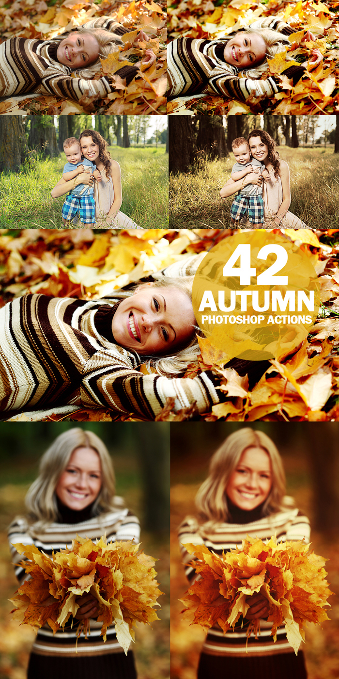 1850 Photoshop Actions example image 11