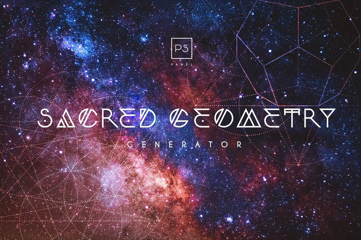 Sacred Geometry Generator example image 1