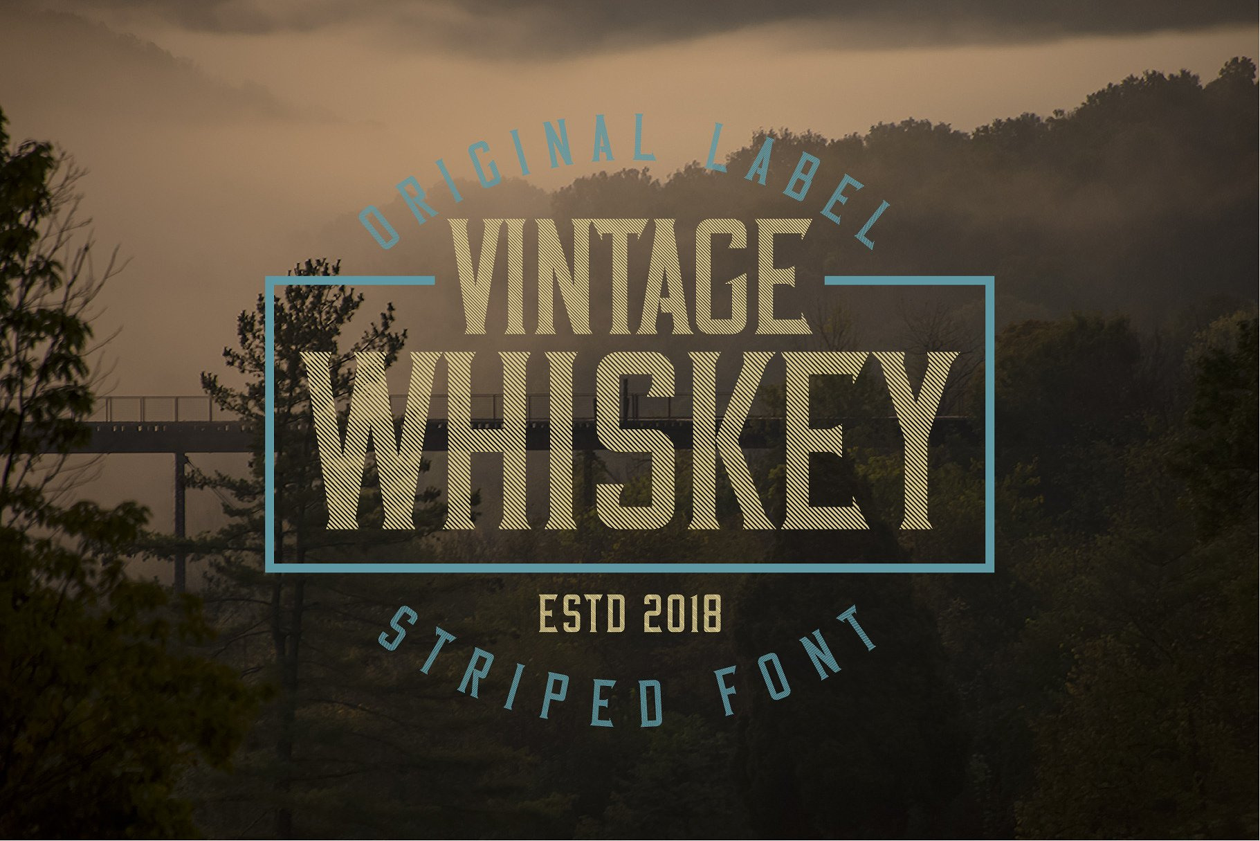 Vintage Whiskey example image 6