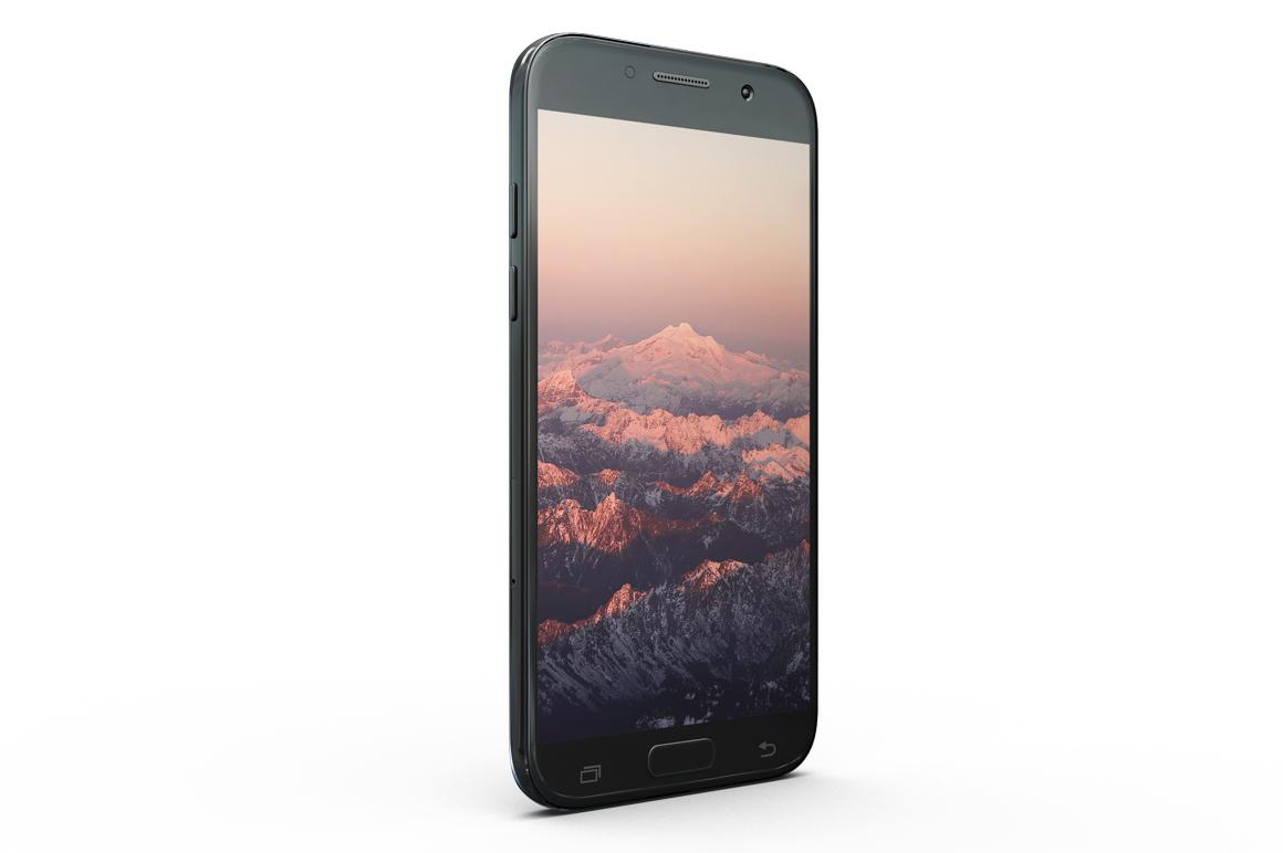 Samsung Galaxy A5 Mockup example image 5