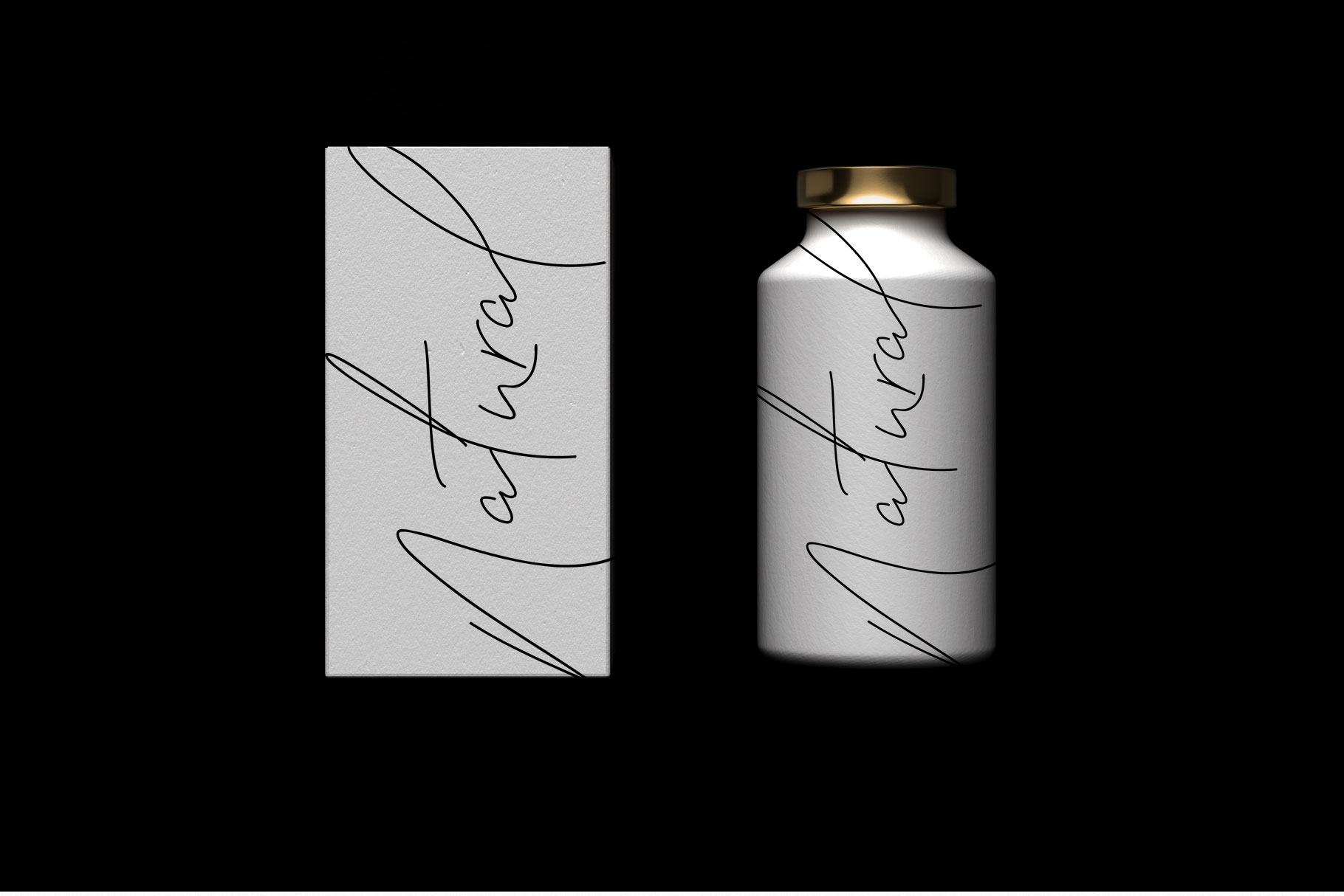 Signature Font Blanc Seing example image 13