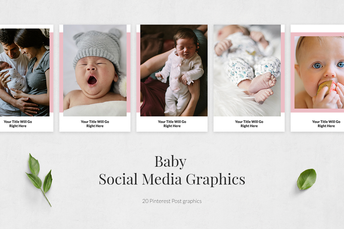 Baby Pinterest Posts example image 2