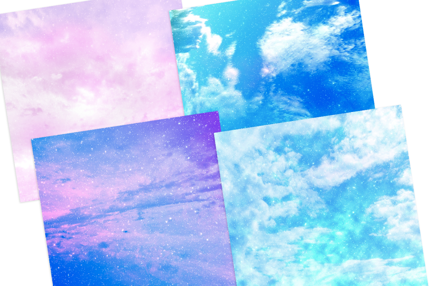Sparkling Sky Texture example image 3