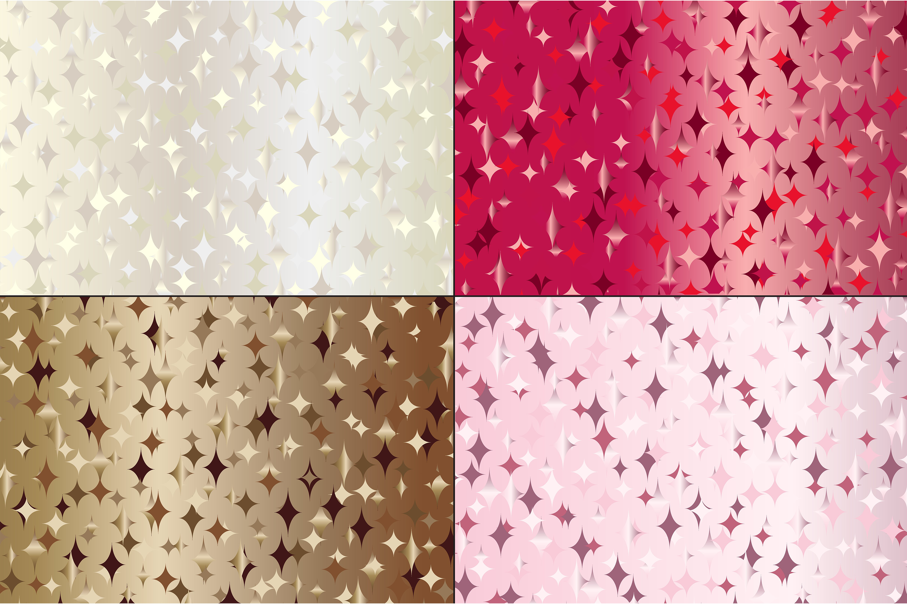 Sparkle Gradient Backgrounds example image 4