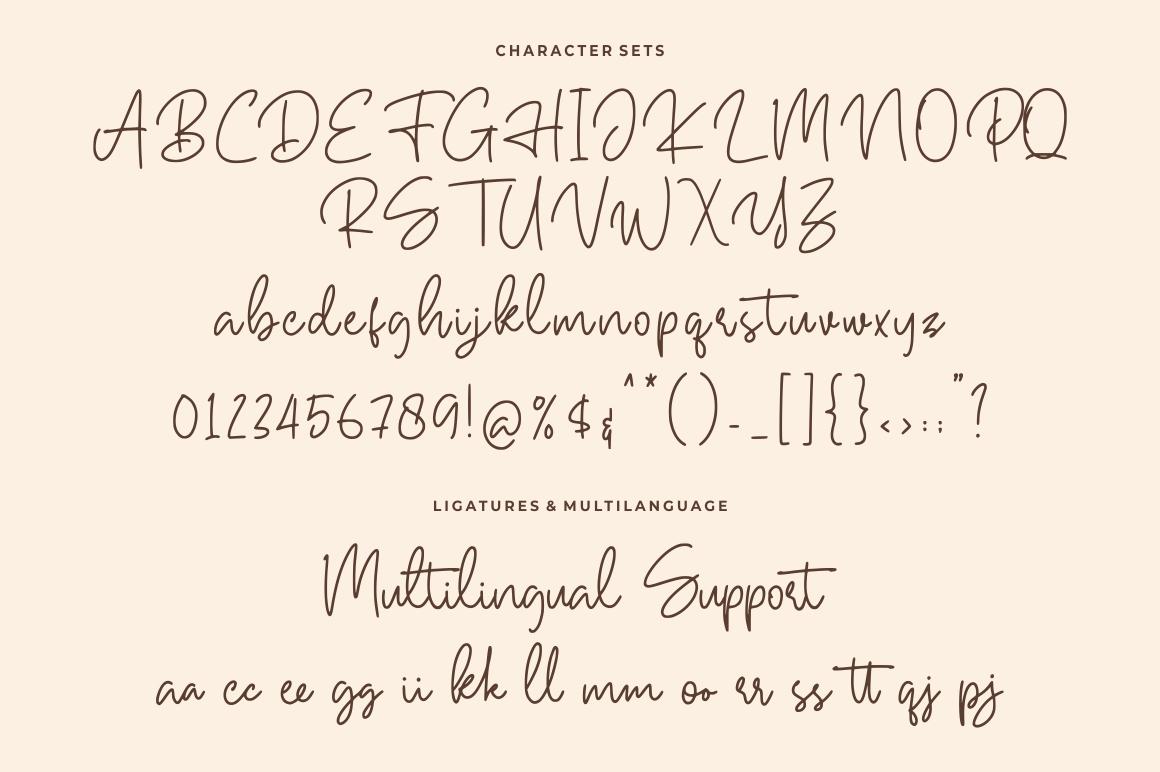 Hallywood - Handwritten Script Font example image 9