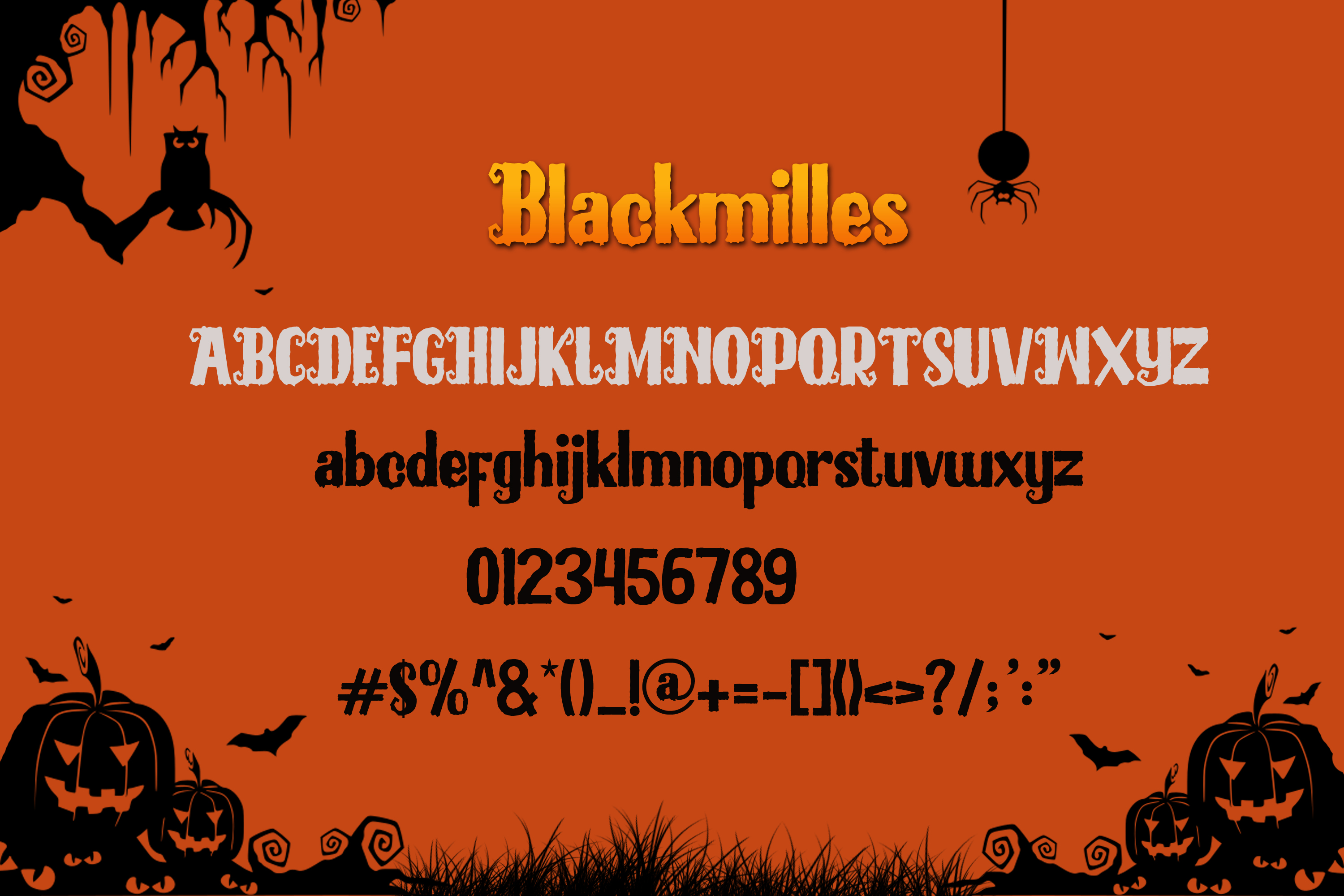 Blackmilles example image 4