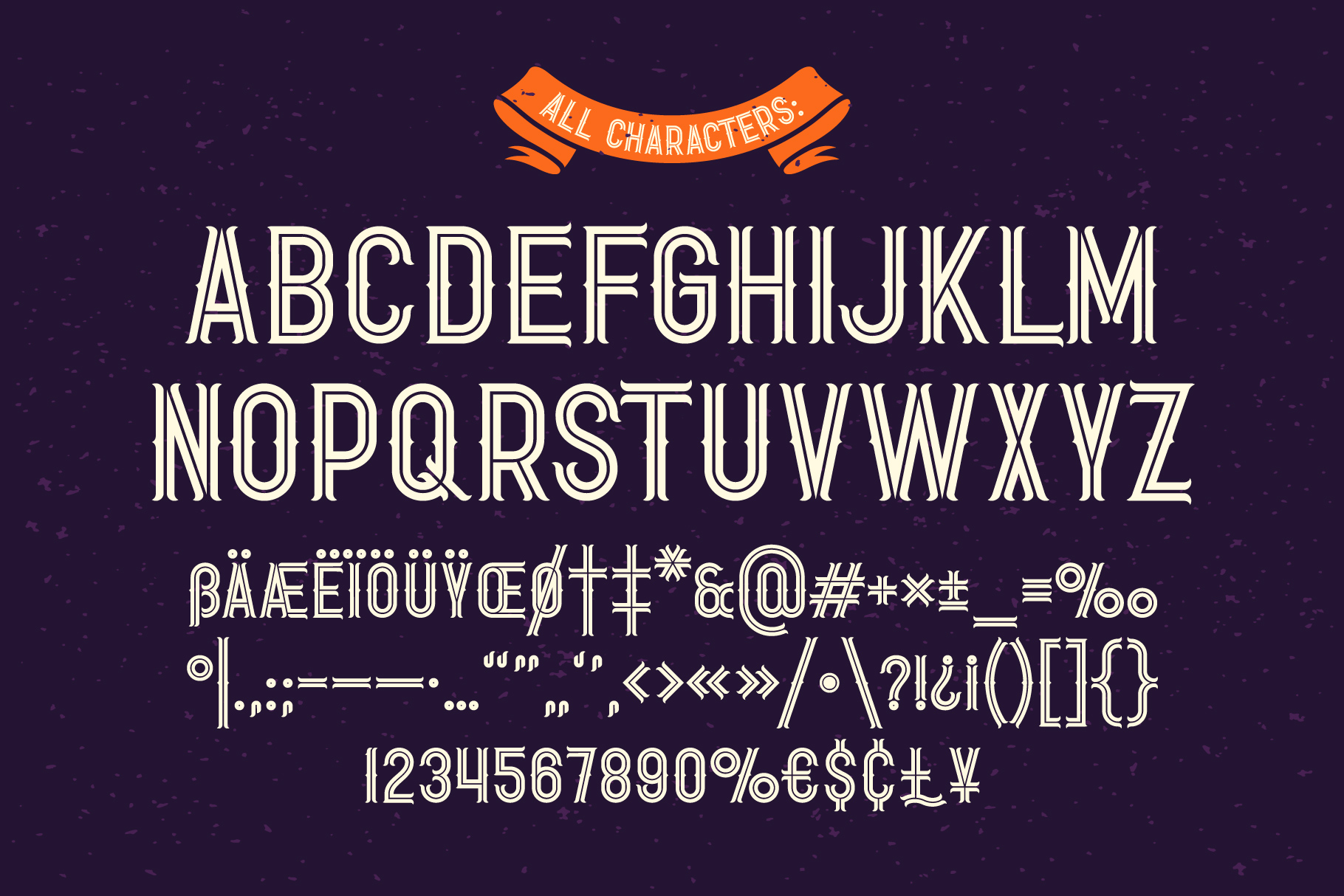 Western Shooter font with bonus example image 4