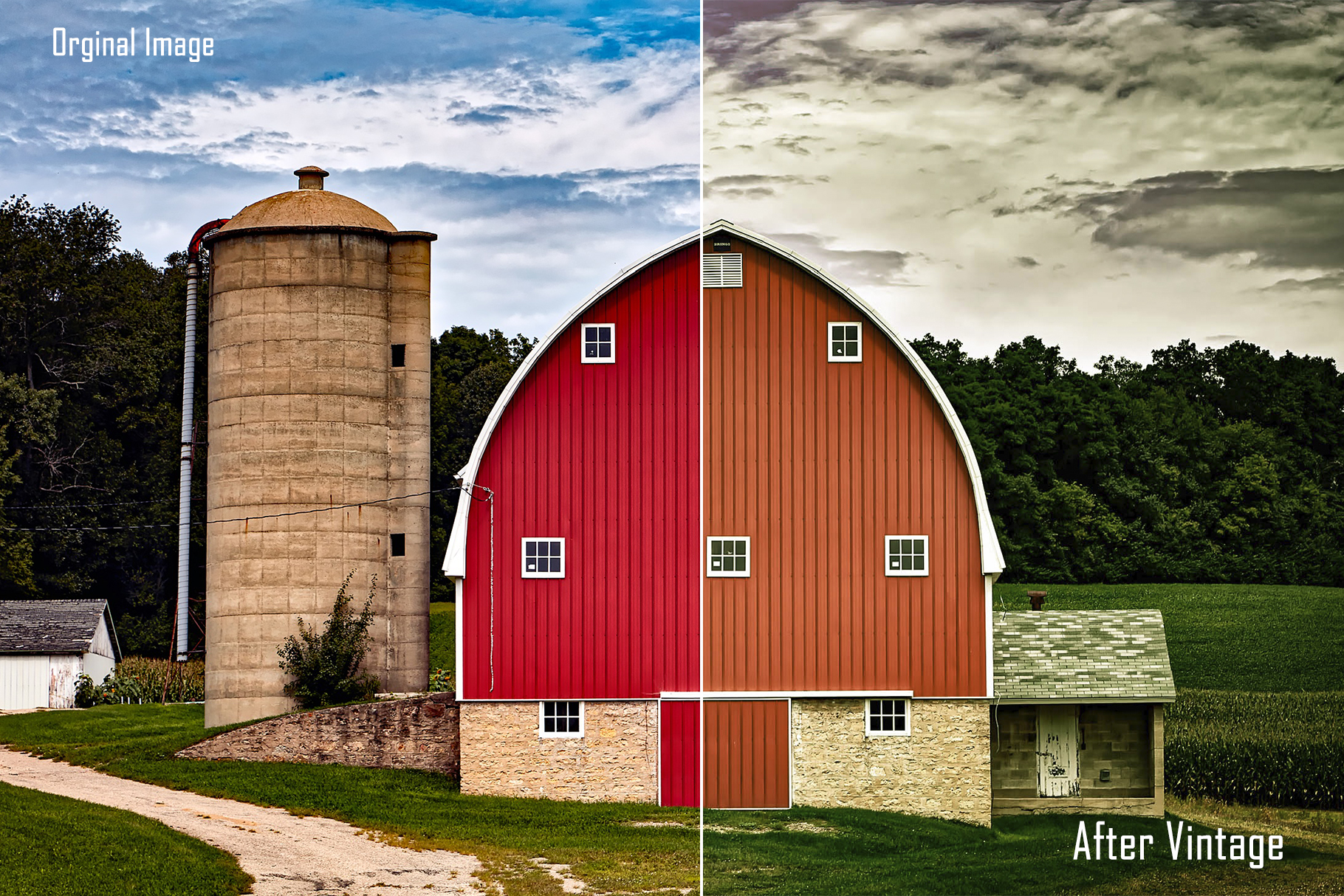 Period of Vintage Lightroom Presets example image 17
