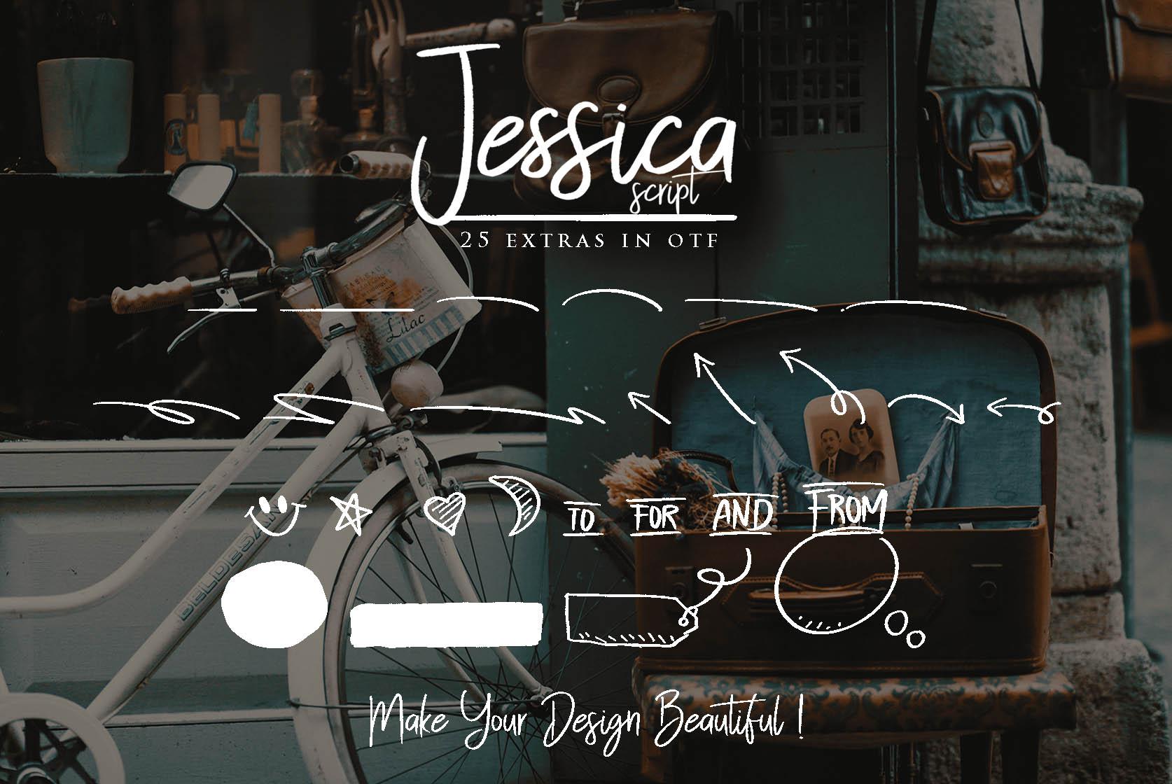 Jessica Script example image 7