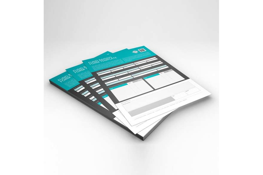 Fund Raising Form Template example image 4