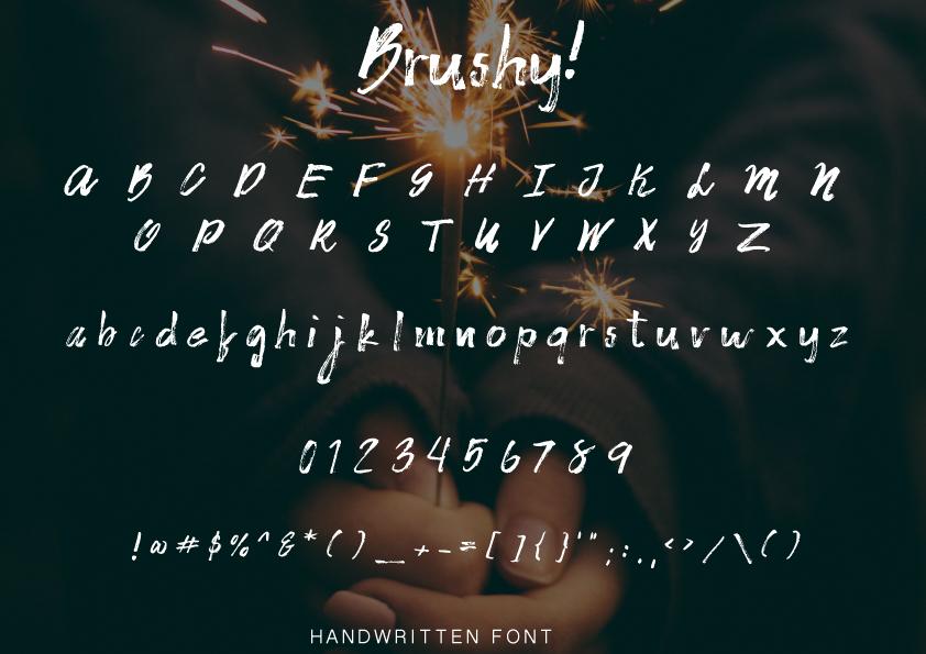 Brushy! example image 7