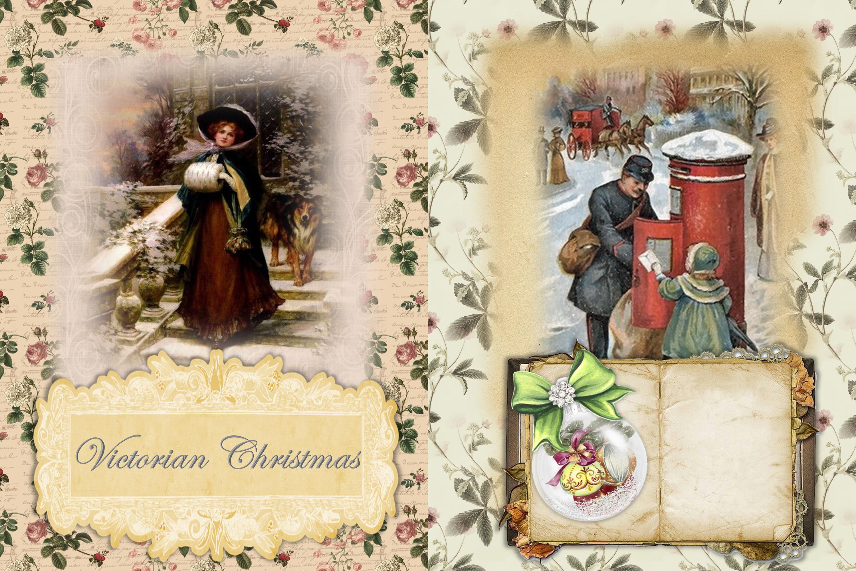Mega Christmas Craft Bundle COmmercial Use example image 8