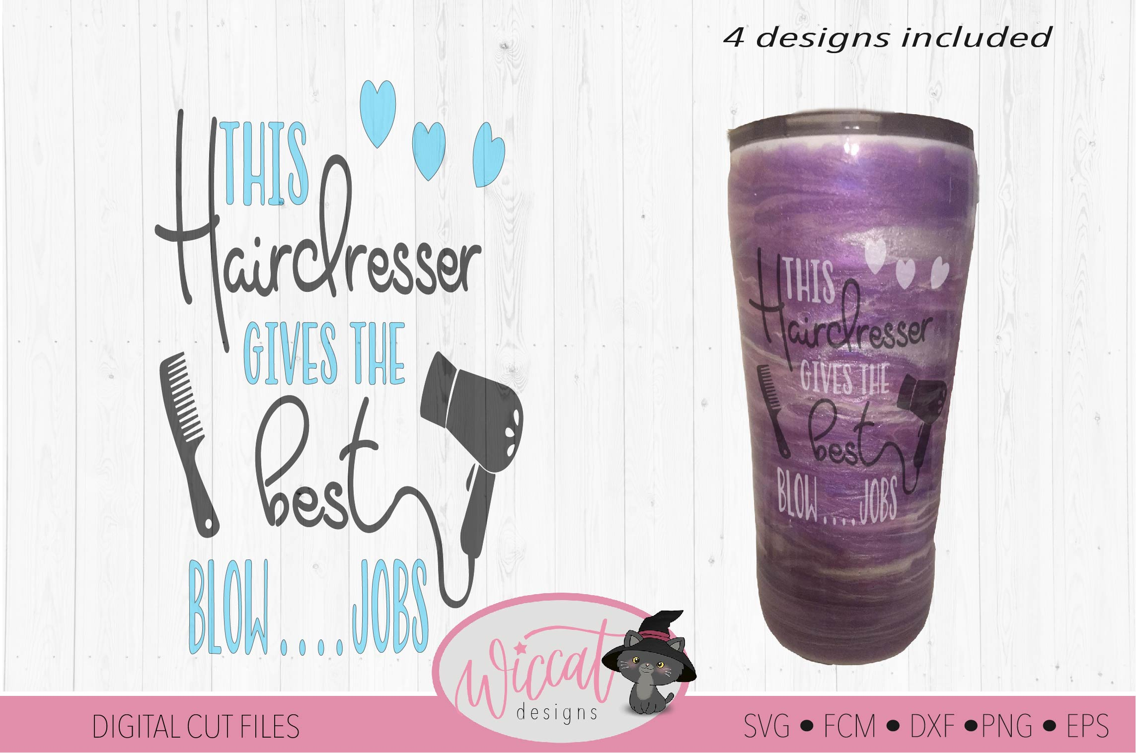 Hairstylist quote bundle, Hairdresser pun, Stylist word art example image 5