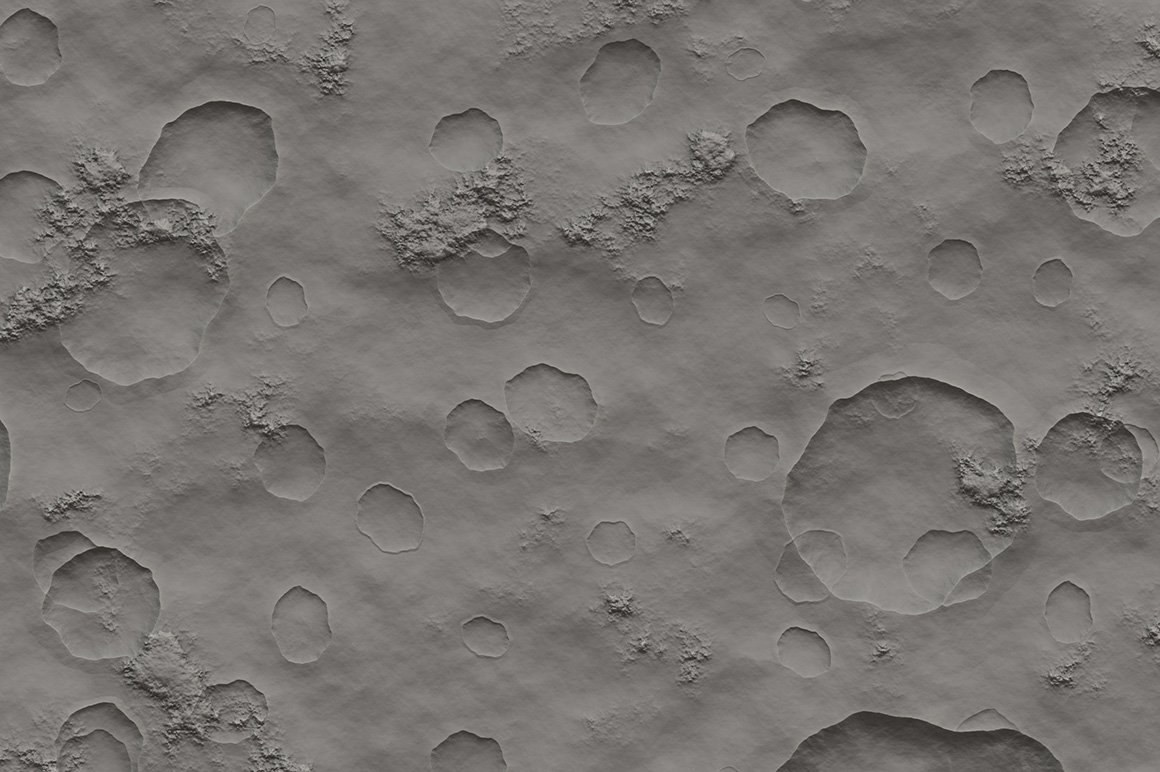 Moon textures example image 4