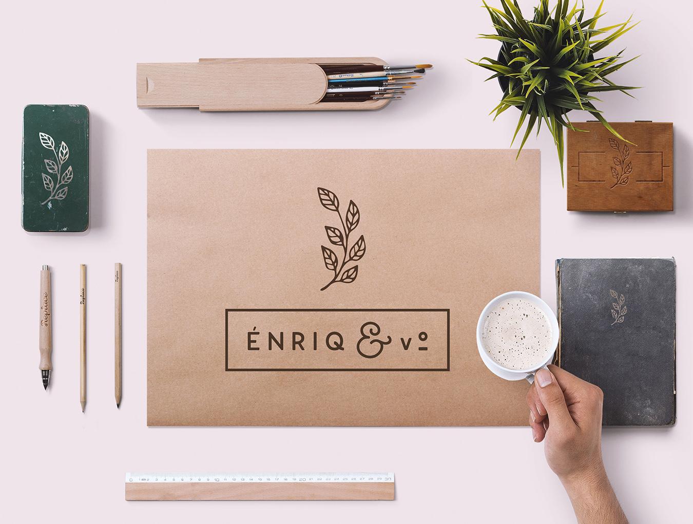 Enriq Round Sans Serif Font example image 5