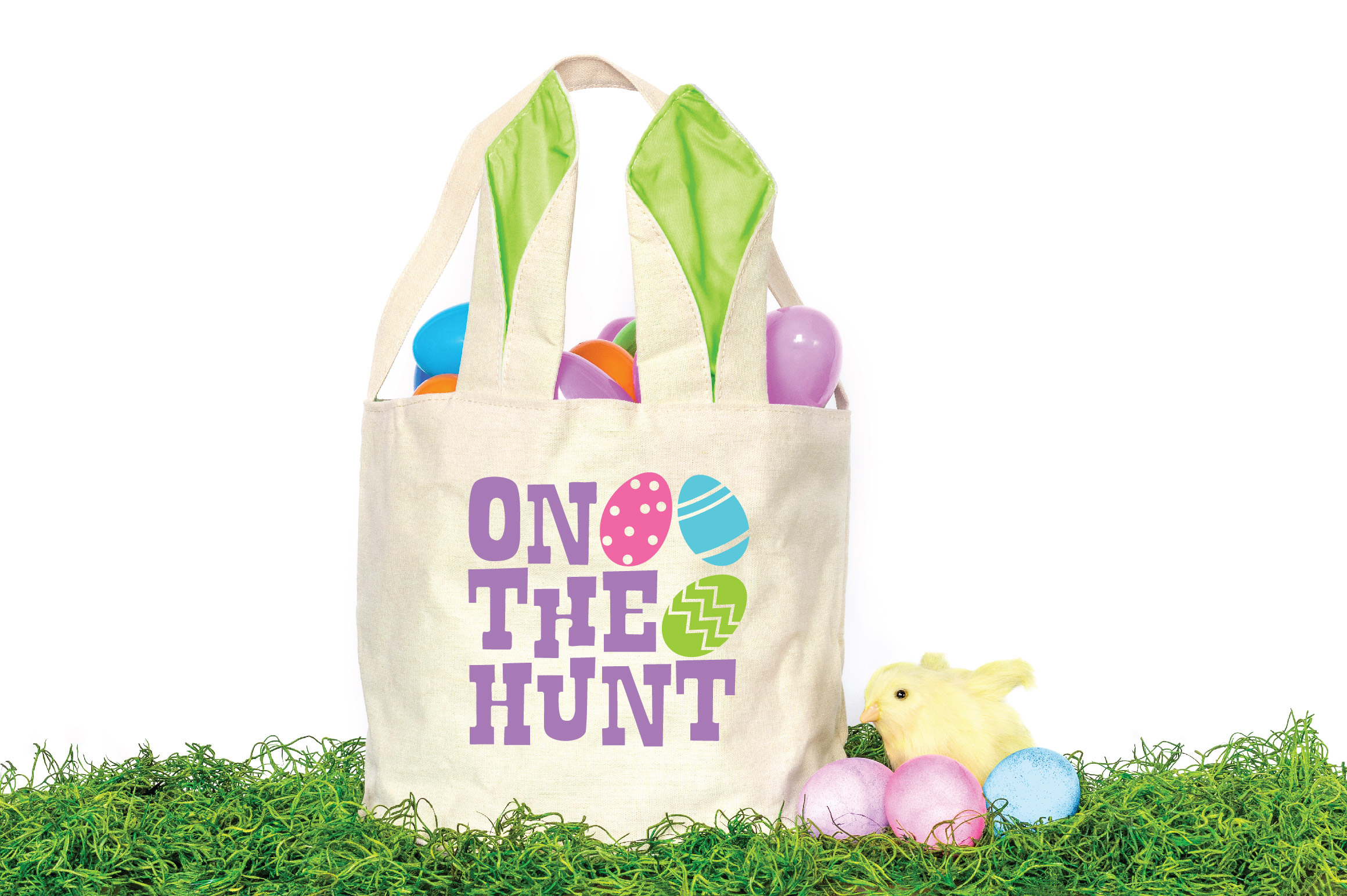 Easter SVG Bundle with 25 SVG Cut Files DXF EPS PNG AI JPG example image 4