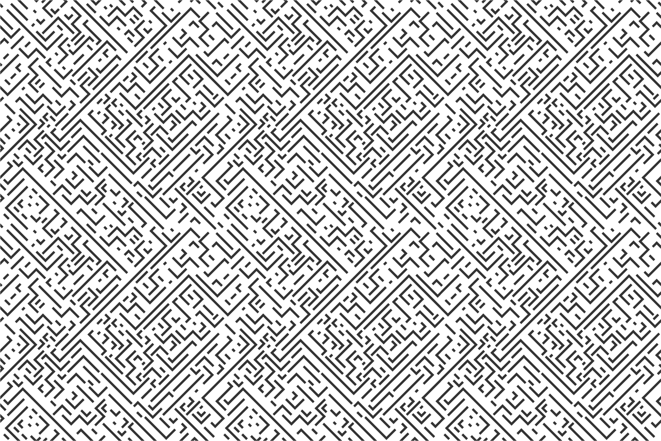 Memphis seamless patterns - swatches example image 9