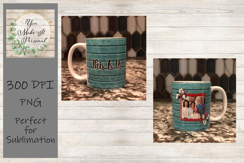 Set of 3 Sublimation Mug Designs, Farmhouse Designs for Mugs example image 3