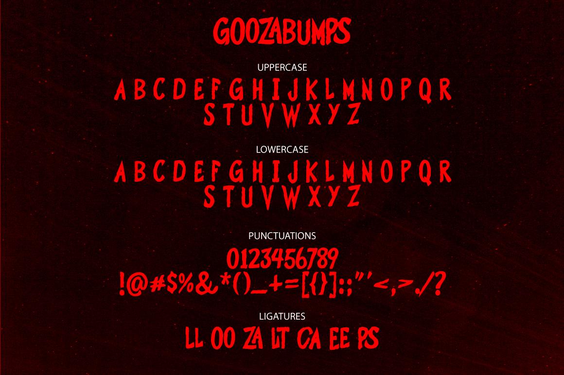 Goozabumps example image 6