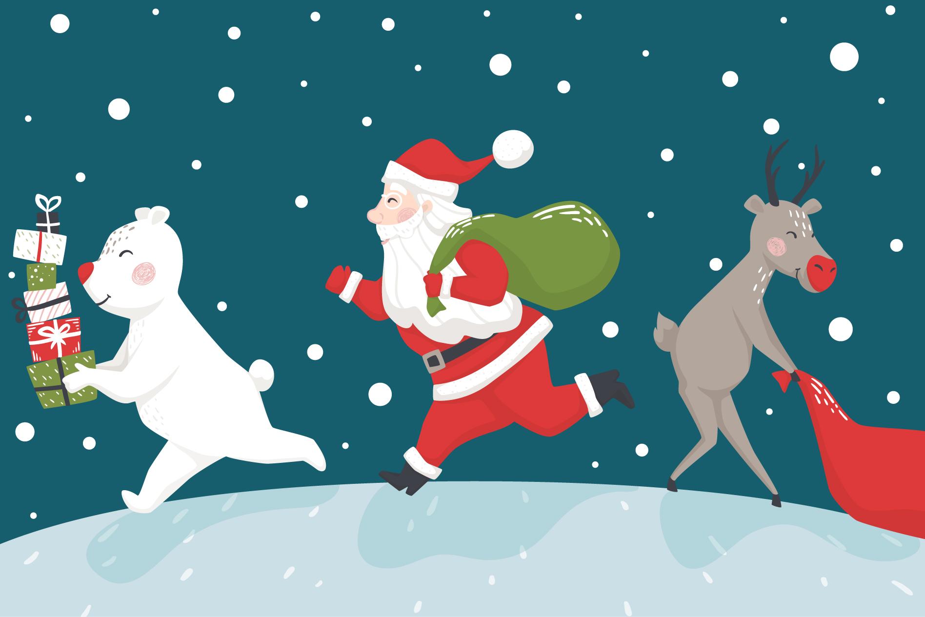 Santa and Co example image 5