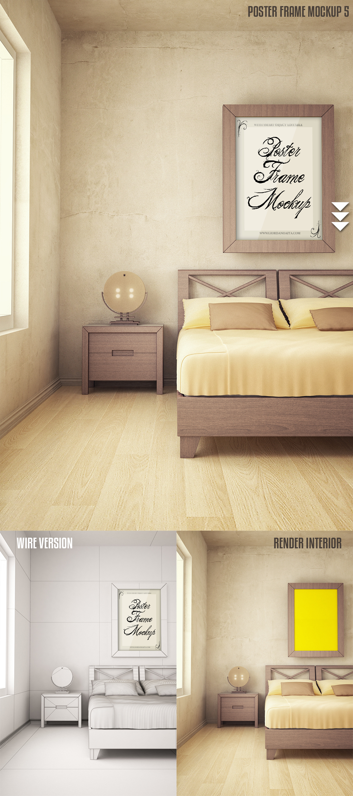 Interiors Mock-up Vol. 3 example image 4