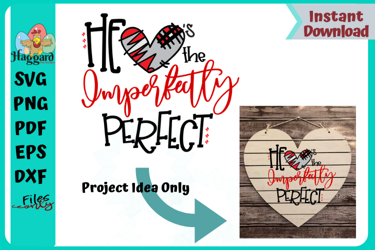He loves the Imperfectly Perfect example image 2