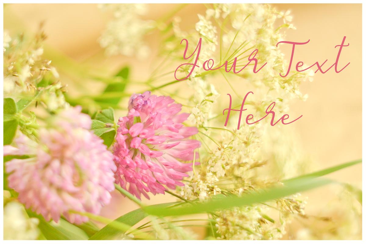 Honey Meadow. Wedding mockups & stock photo bundle example image 15