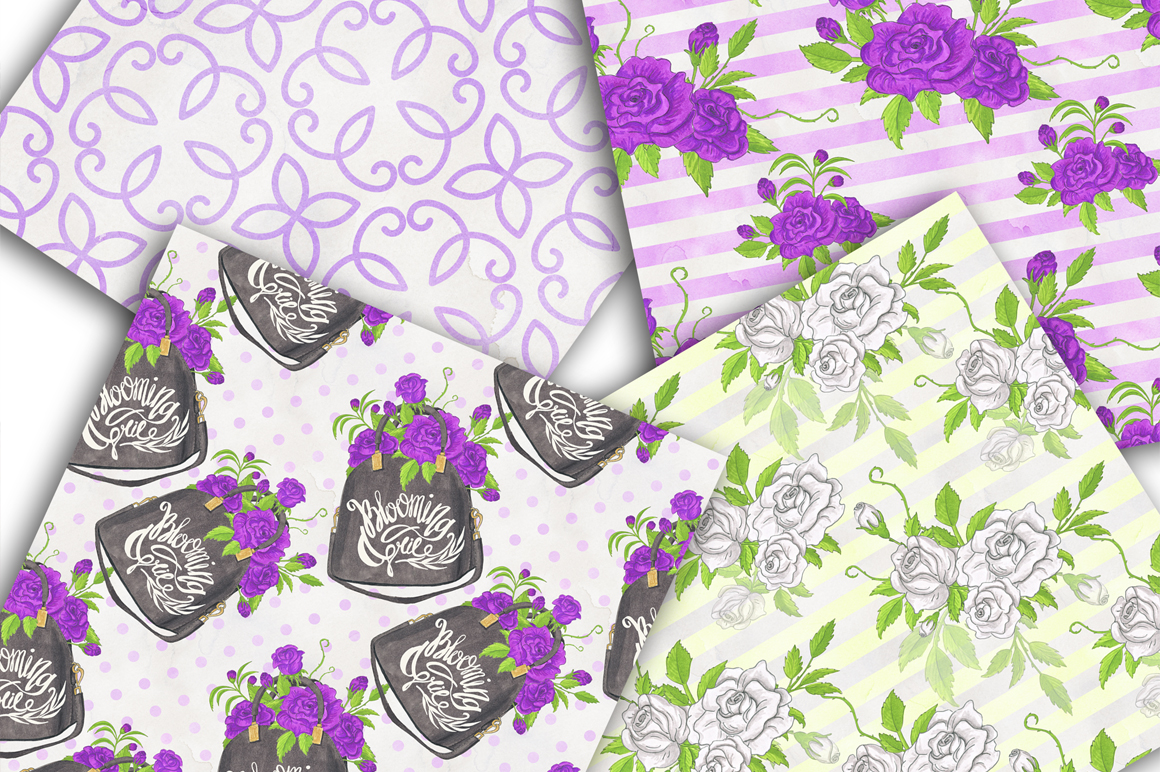 All Patterns Bundle SPRING SALE 99% OFF example image 5