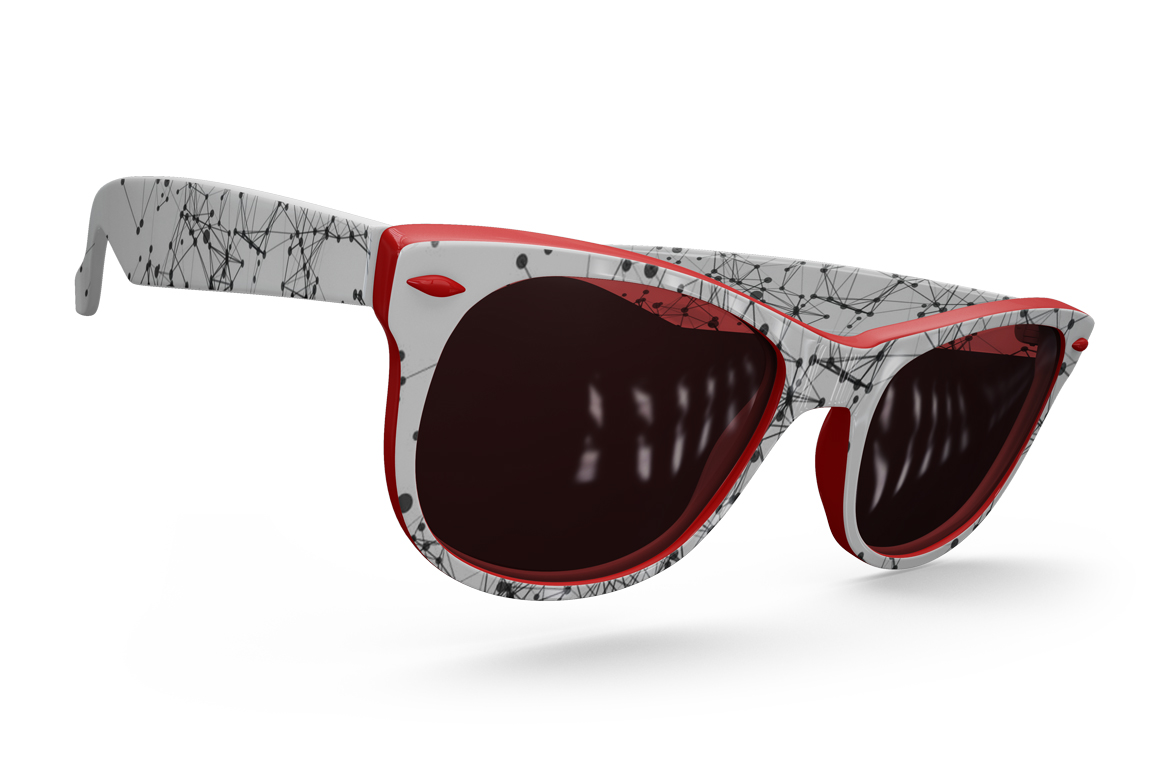Sun Glasses Mockup example image 3