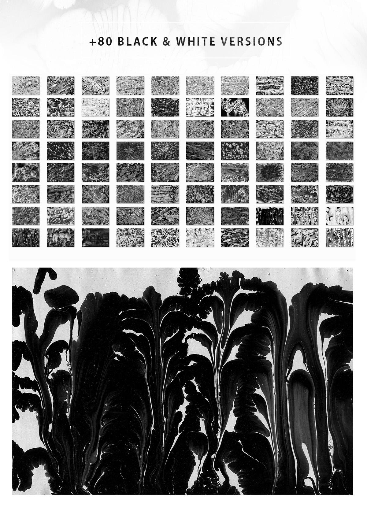 Wet Paint Textures Vol. 2 example image 5