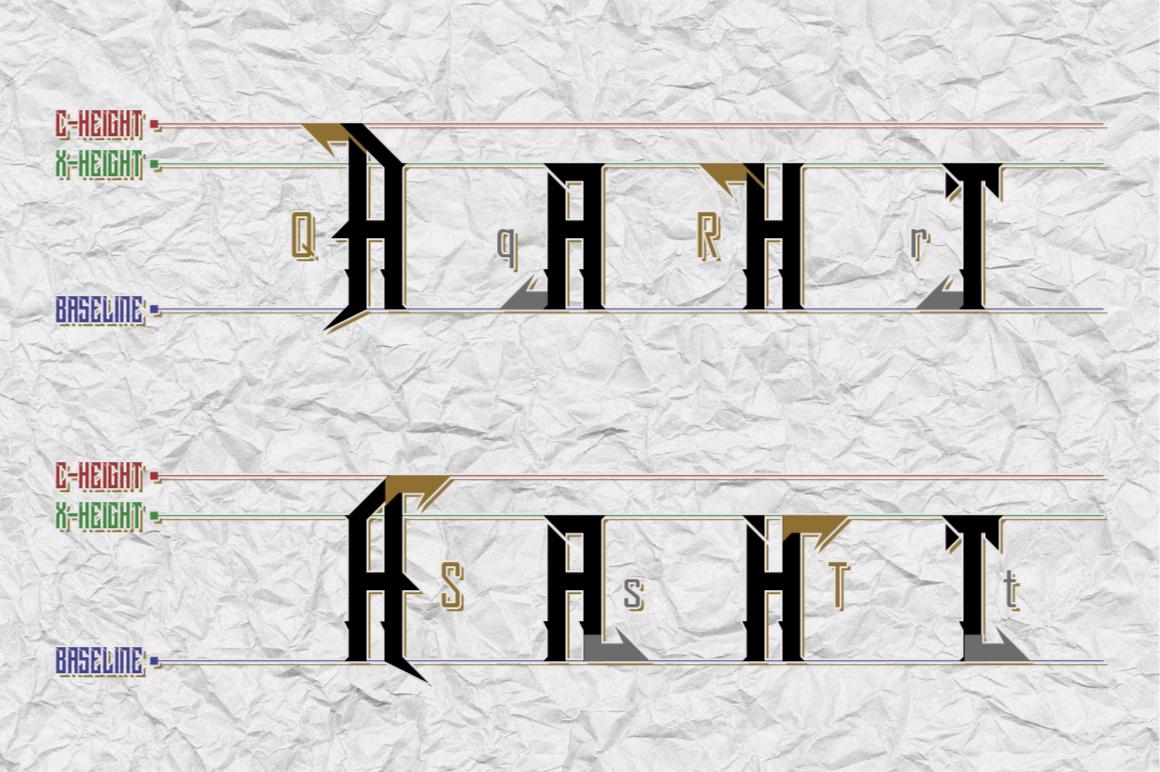 Dramaga Typeface example image 9