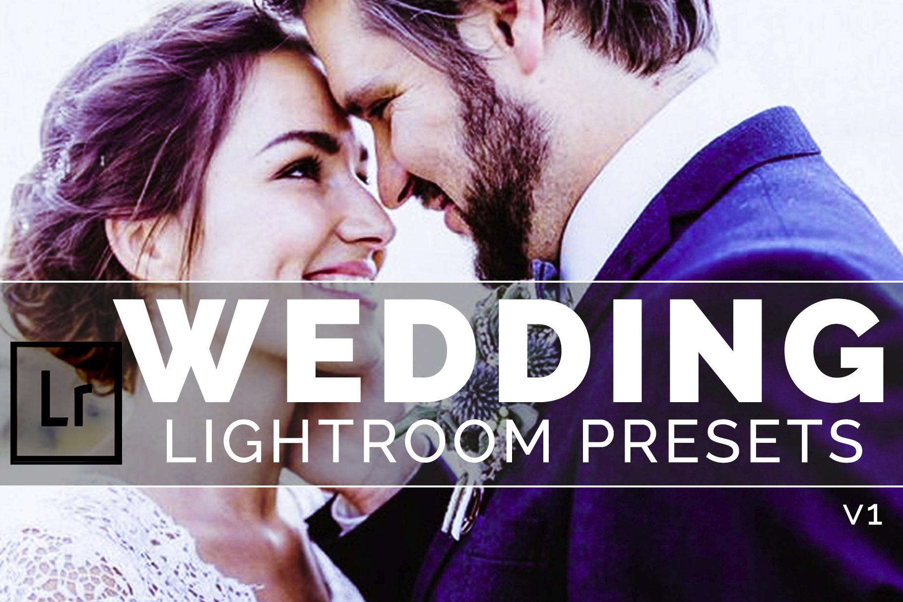 Wedding Lightroom Presets v1 example image 15