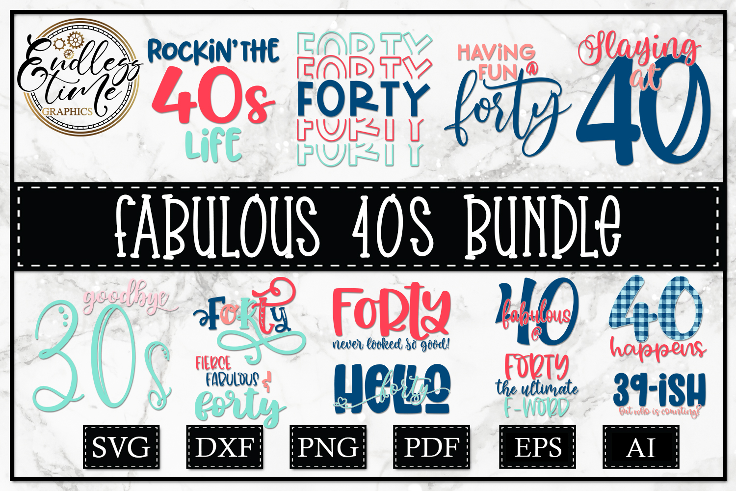 An Exceptionally Huge Bundle - Women's Birthday Edition example image 4
