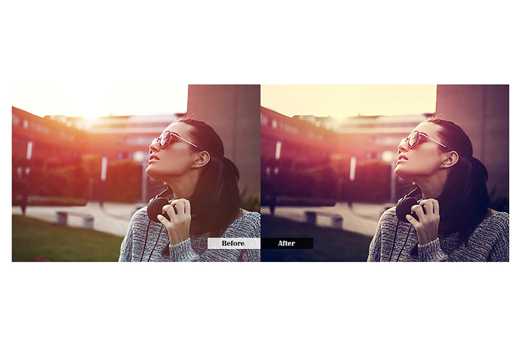 Hello Summer Lightroom Mobile Presets example image 6