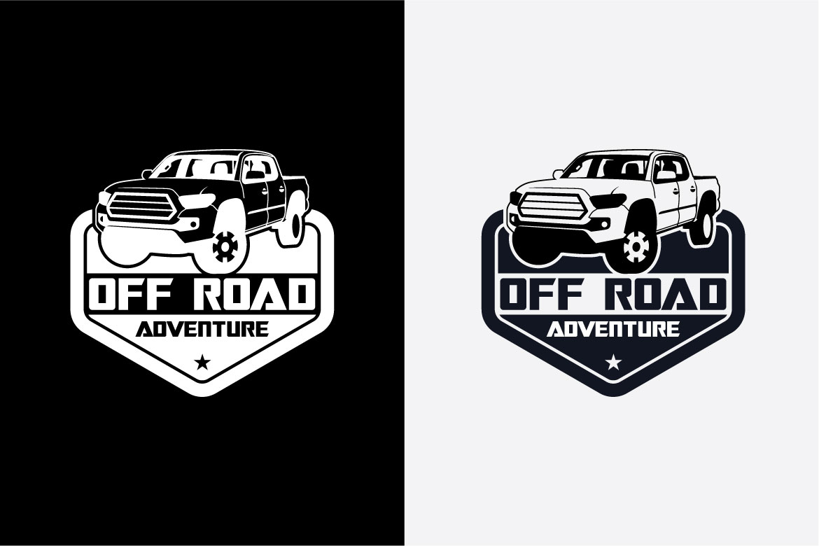 Off Road Logo Badges example image 3