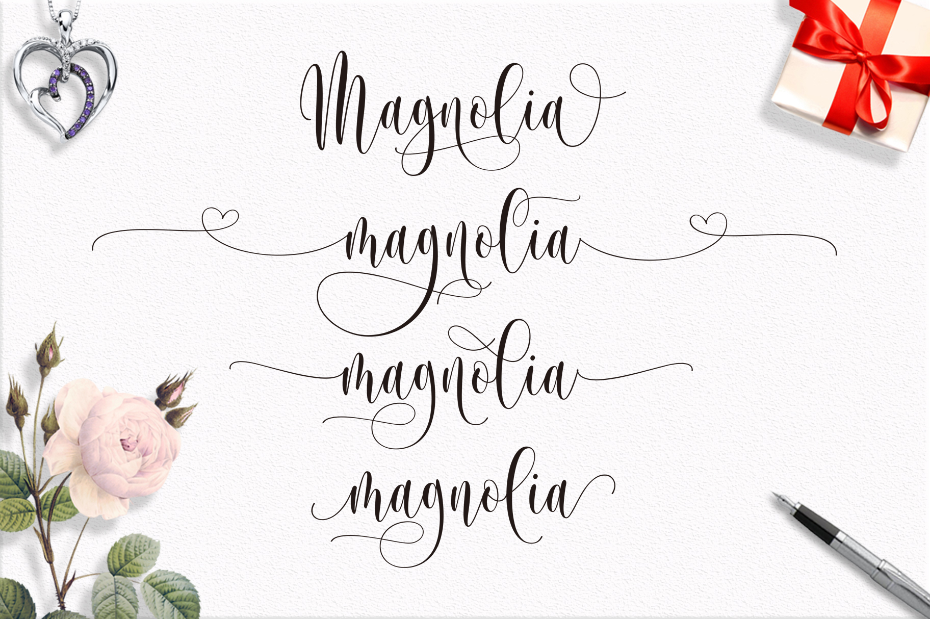 Someday Script Font example image 5