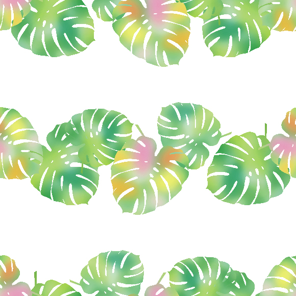 Set Tropical Design. example image 7