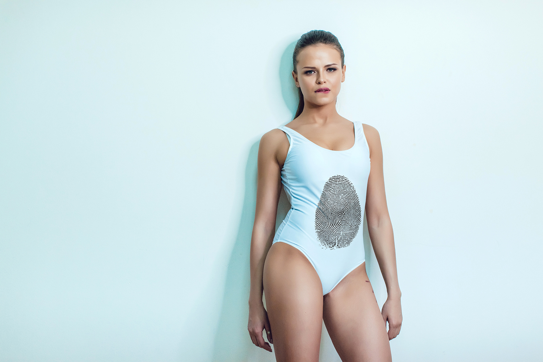 Bodysuit Mock-Up 2017 Vol.2 example image 3