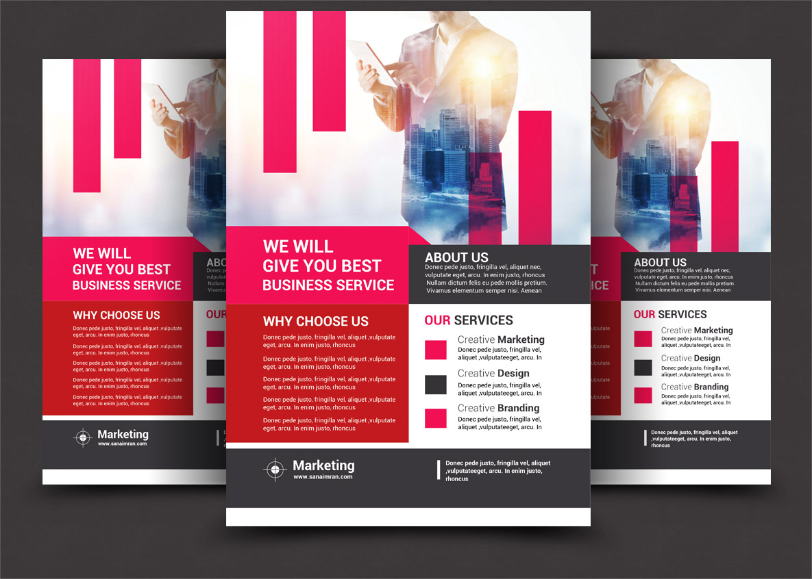 Business Bundle Flyer 6 example image 2
