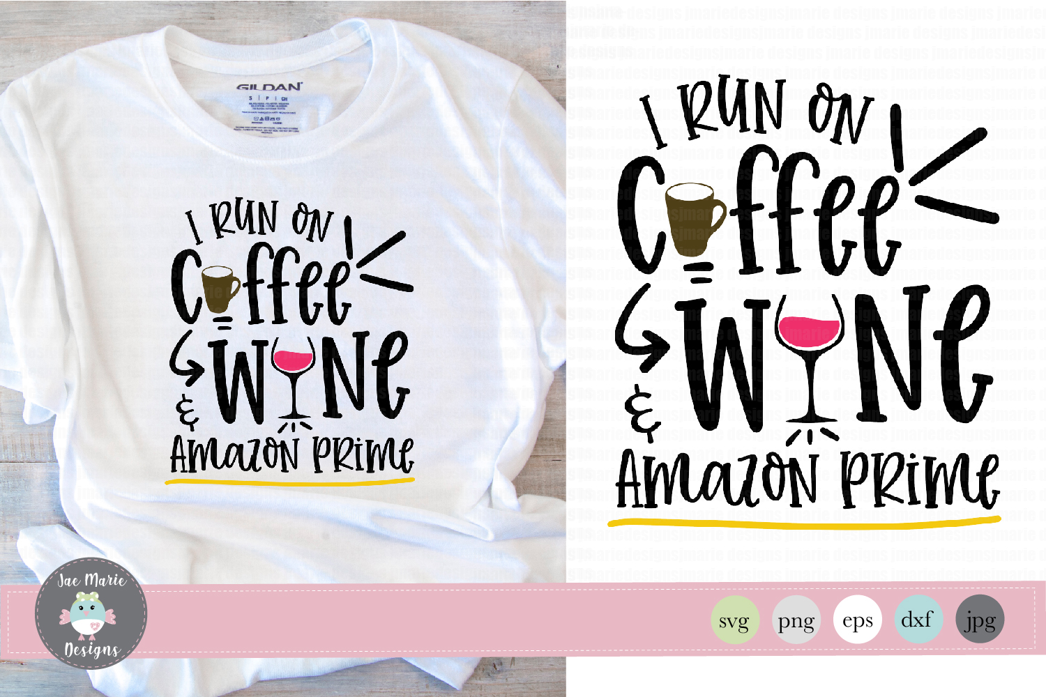 Funny Svg, Coffee svg, wine svg, shopping svg example image 1