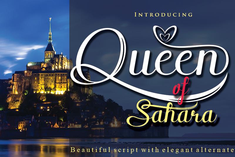 Queen of Sahara example image 9