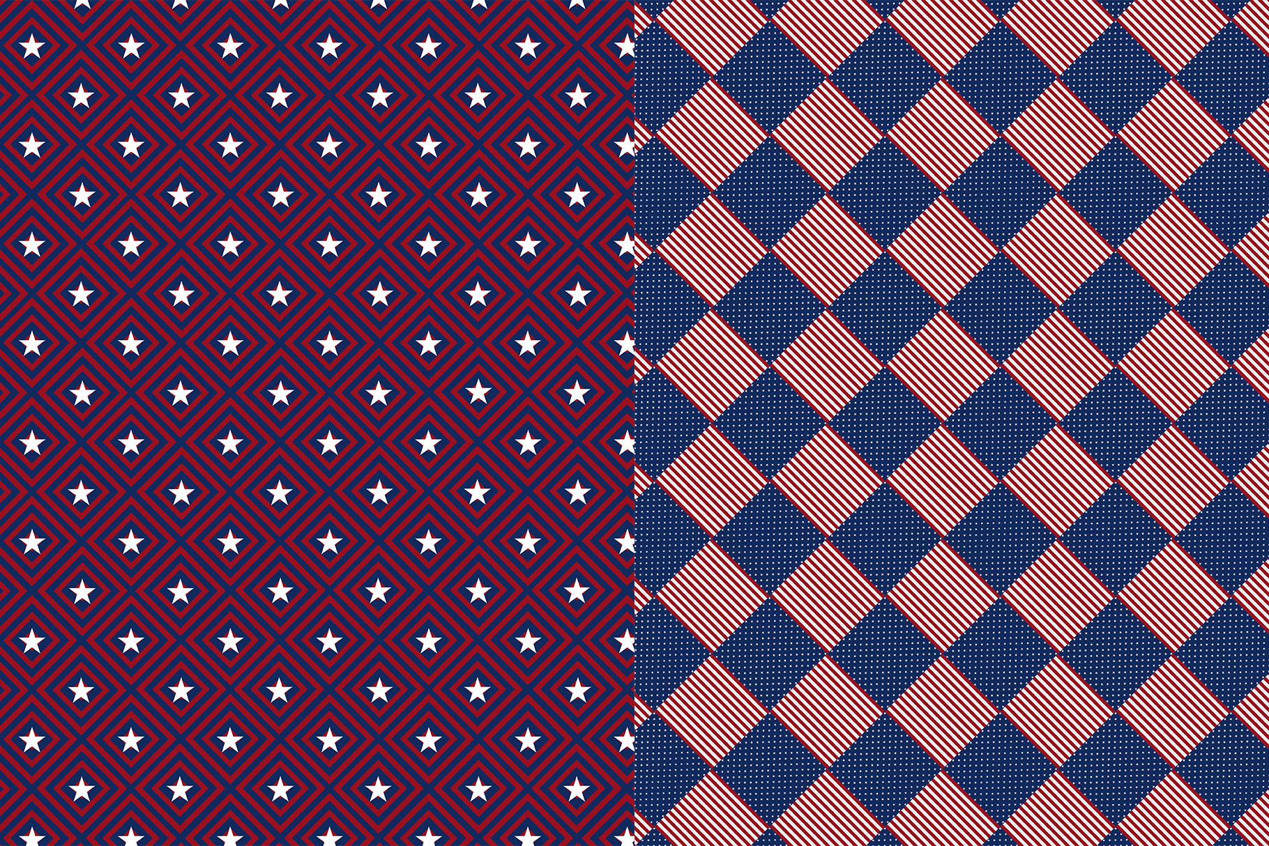 4 July 10 American Patterns example image 10