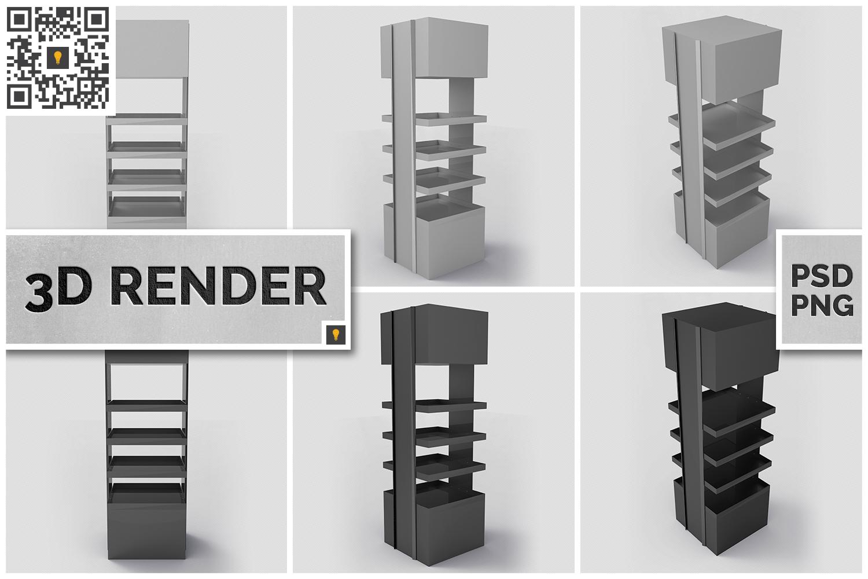 3D Render Bundle 70% SAVINGS example image 17